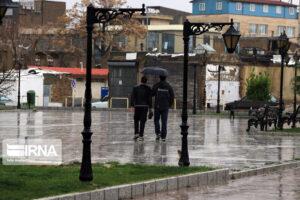 تصاویر | قابهای تماشایی از اولین باران بهاری سال جدید در ارومیه