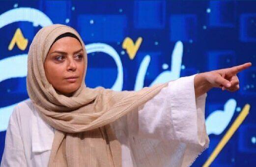 عصبانیت و دعوای شبنم فرشادجو در صحنه سریال «یاور»