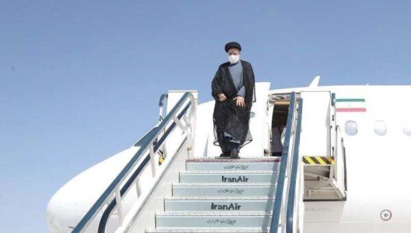 رئیس جمهور وارد استان اردبیل شد/ خبرهای خوب رئیسی از برنامههای دولت