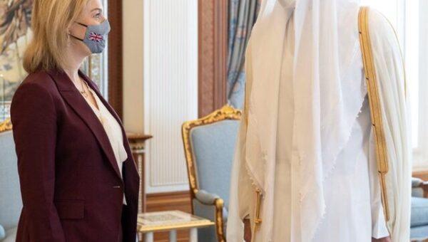 انگلیس: قطر یکی از همپیمانان راهبردی ماست